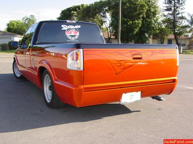 Family Auto Center >> Custom Painted Trucks