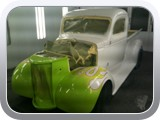 Custom Painted Trucks